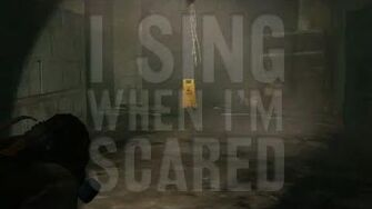I Sing When I'm Scared