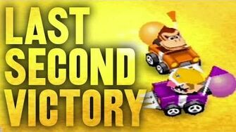 Last Second Victory