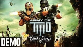 Army of Two The Devil's Cartel - Demo Fridays