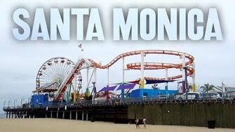 Santa Monica Pier (Day 2029 - 6 15 15)
