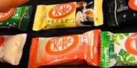 Japanese KitKats (Day 2038 - 6/24/15)