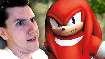 Knuckles Took Steroids (Day 1538 - 2 9 14)