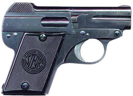 File:Steyr-Pieper M1909 Right Side.jpg