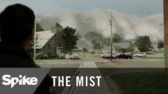 "Entering ""The Mist"""