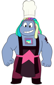 Bismuth with Chef Hat (Reupload).png