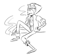 Pearl sketch 04