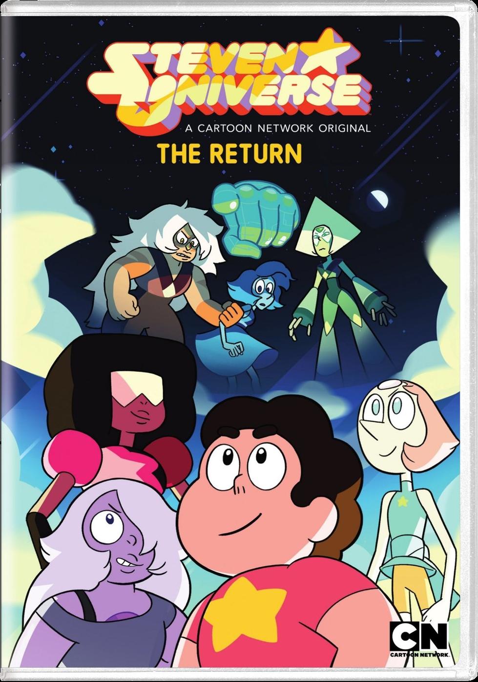 The Steven Lomazow Collection: Steven Universe: The Return (V2)
