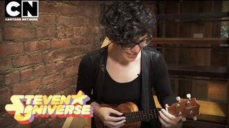 "Steven Universe Rebecca Sugar performs ""What's the Use of Feeling (Blue)"" Cartoon Network"