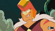Jasper face