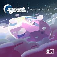 Steven Universe Soundtrack Volume 1 Cover