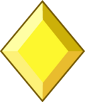 Yellow Diamond Gemstone