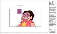 Steven Connie Glasses Model Sheet