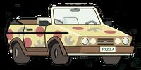 Jenny's Car