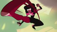 Steven Universe- Garnet kick