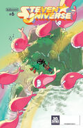 Issue 6 Cover B