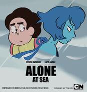 Kat Morris Alone at Sea