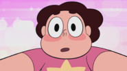 We need to talk Steven blushing