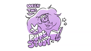 Week Two Pure Study Amethyst Official Art