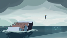 Alone at Sea 210