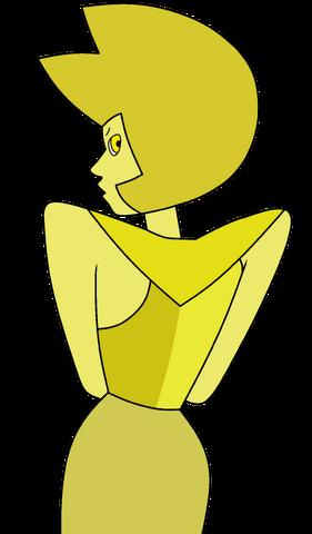 ملف:Yellow Diamond - SDCC Cameo(Fan Colored).png
