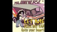 Steven Universe Soundtrack - Let Me Drive My Van (Into Your Heart)