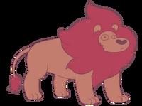 Lion SandStormPalette