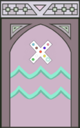 Temple Door (Larimar)
