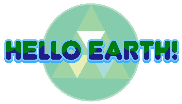 Hello Earth! Logo