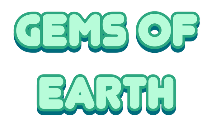 Gems of Earth