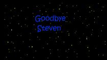 Goodbye Steven