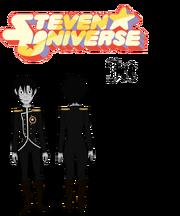 Steven universe oc s not my art by sariah forestgirl-d6rvdf0