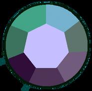 Fluorite Gem (Apatite)