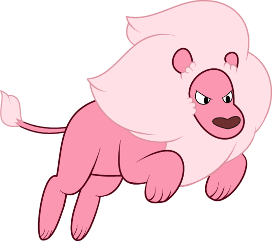 File:Lion New Pose Normal Eyes.png