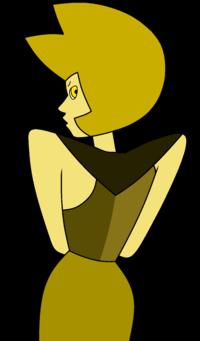 Yellow Diamond - SDCC Cameo(Fan Colored)