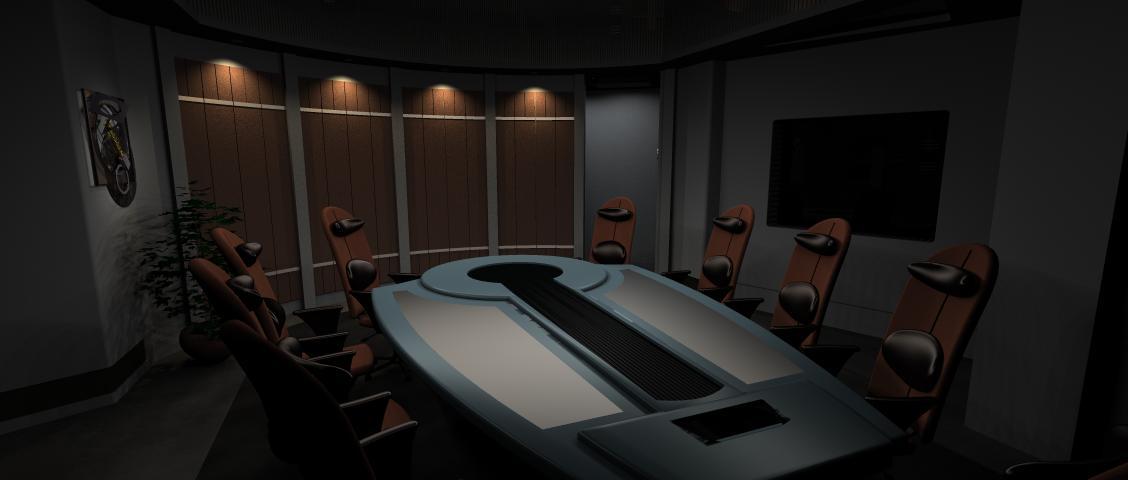 File:ISS_Voyager_Briefing_Room on Star Trek Deep Space Nine Interior