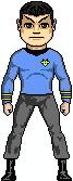 Commander Sadak, M.D. - USS Defiant II