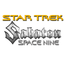 Sabaton Space Nine logo