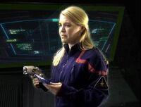 Romulan wars cutler