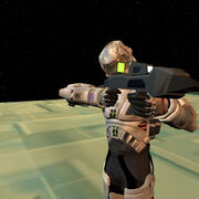 Hunt Spacewalk