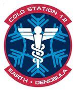 Cold Station 12 Patch