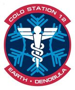 Cold Station 12 Patch