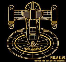Pulsar-class