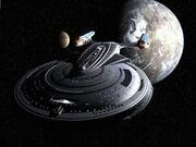 Excalibur Class Starship
