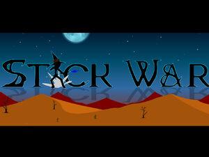 Stickwar wallpaper 02