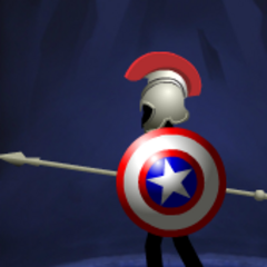 Captain America's Shield(12th shield)
