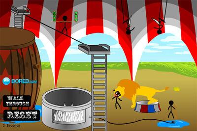 The Stick Circus