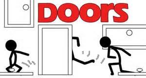 The Door Stick