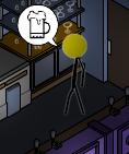 Bartender Andrew