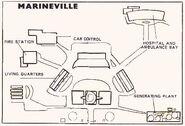 Marineville map