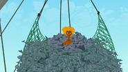 S2 E1 Broseph wakes up in fishing net